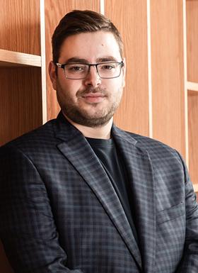 Aaron, Vice President of Sales
